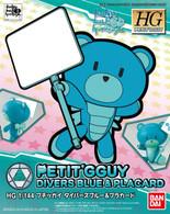 Petit'gguy Diver Blue & Placard (HGPG)