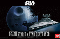 Death Star II & Star Destroyer (Star Wars)