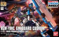 GM Guard Custom [THE ORIGIN] (HG)