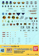 #042 Gundam Seed Series [MG] (Gundam Decal)