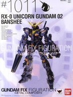 02 Unicorn Gundam Banshee (Gundam Fix Figuration Metal Composite)
