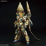 #217 Unicorn Gundam 03 Phenex Destroy Mode [NT. Ver] (HGUC) {GOLD COATING} **PRE-ORDER**
