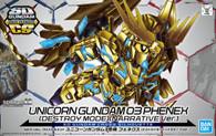 #007 Unicorn Gundam 03 Phenex [Gundam NT] (SDGCS)