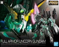 #030 Full Armor Gundam Unicorn [RG] **PRE-ORDER**