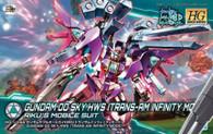 #021 Gundam 00 Sky HWS [Trans-Am Infinity Ver.] (HGBD)