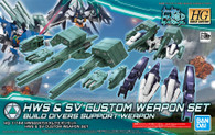 #046 HWS & SV Customize Weapon Set (HGBC) **PRE-ORDER**