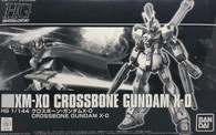Xm-X0 Crossbone Gundam X-0 (HG) /P-BANDAI EXCLUSIVE\