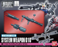 #010 System Weapon (Builders Parts)