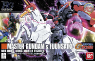 #128 Master Gundam & Fuunsaiki (HGFC)