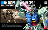 #013 GP01 Gundam {ZEPHYRANTHES } (HGUC)