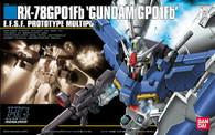 #018 GP01 Gundam {Full Vernian} (HGUC)