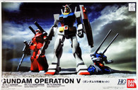 Gundam Operation V Set (HGUC)