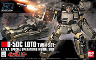 #106 Loto Twin Set (HGUC)