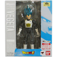 S.H.Figuarts Super Saiyan Blue Super Saiyan Vegeta (Dragon Ball Super)