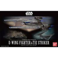 U-Wing Fighter & Tie Striker (Star Wars: Rogue One)