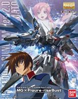 Freedom Gundam 2.0 & Kira Yamato BUST [Dramatic Combination] (MG)