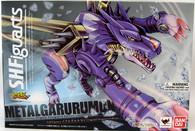 S.H. Figuarts Metal Garurumon (Digimon)