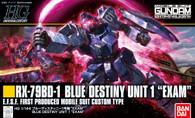 #207 Blue Destiny [EXAM MODE] (HGUC)