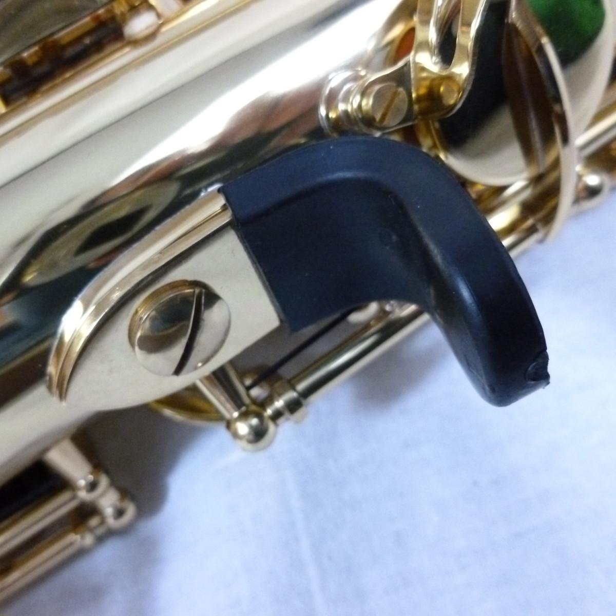 Runyon Saxophone Thumbrest Cushion 1