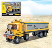 BRICTEK Construction Container Truck 14008