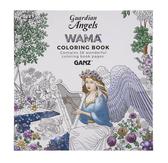 Ganz Wama Guardian Angels Coloring Book ER48573