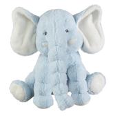 "Ganz Baby Jellybean Elephant Blue 14"" BG4005"