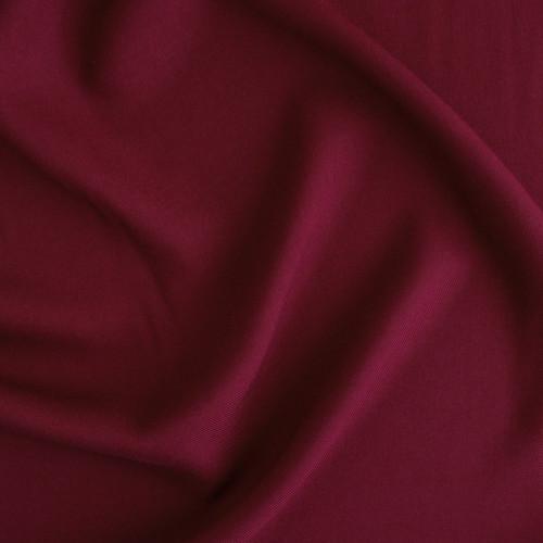 Viscose Twill - Scarlet | Blackbird Fabrics
