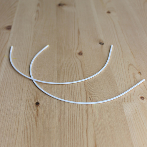 Long Metal Underwire - Choose Your Size