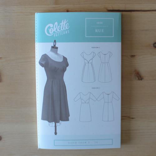 Rue by Colette Patterns | Blackbird Fabrics