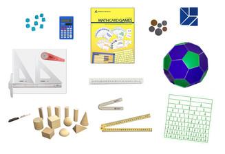 Bridge Math Set: RS1 Level B to RS2