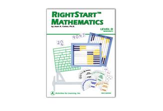 RightStart™ Mathematics Level D Worksheets