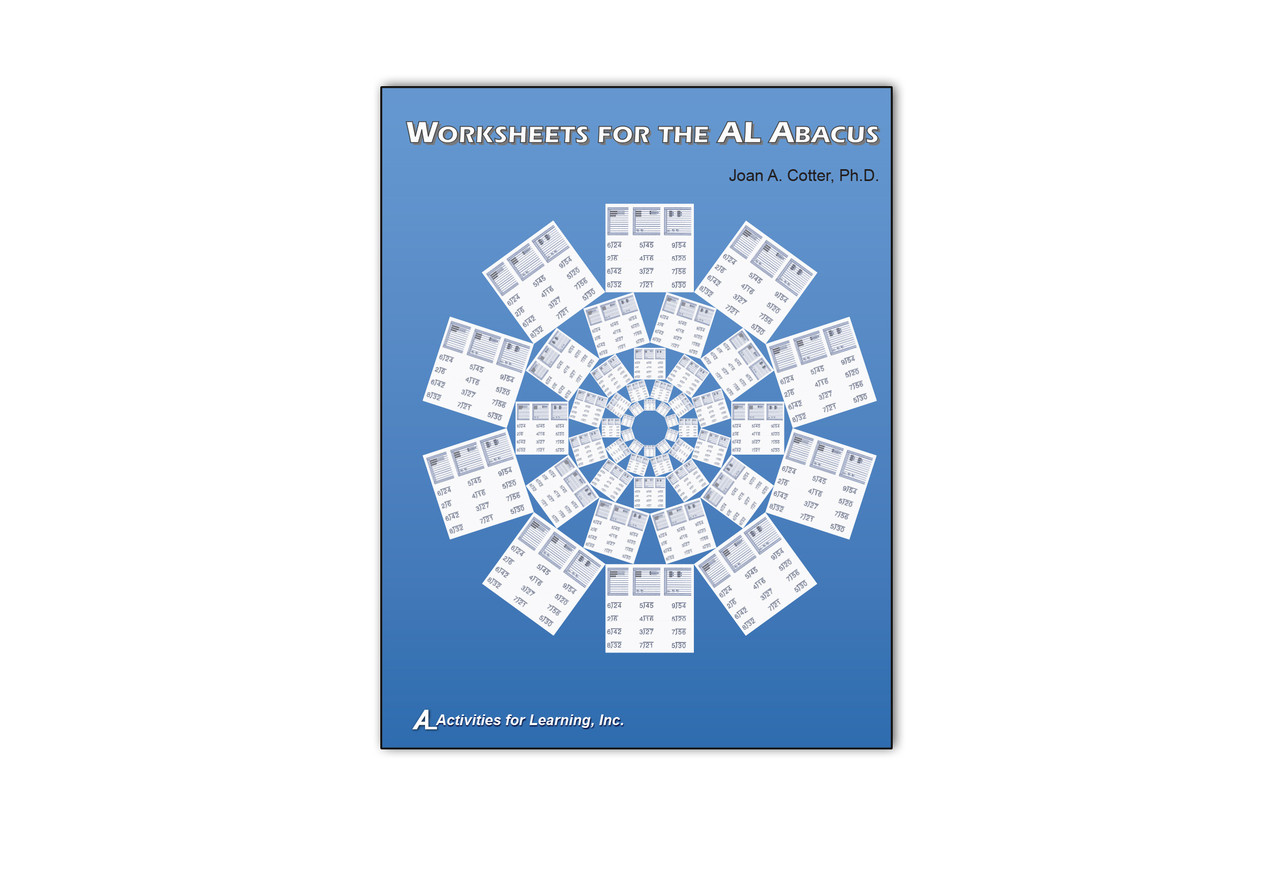 Worksheets For The Al Abacus Rightstart Mathematics By Activities