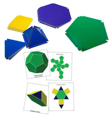 RightStart™ Geometry Panel Kit with Cards