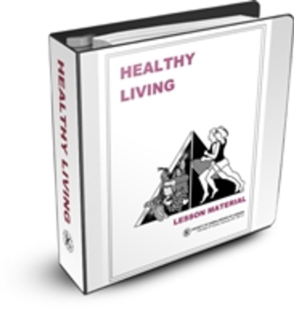 Healthy Living - Online