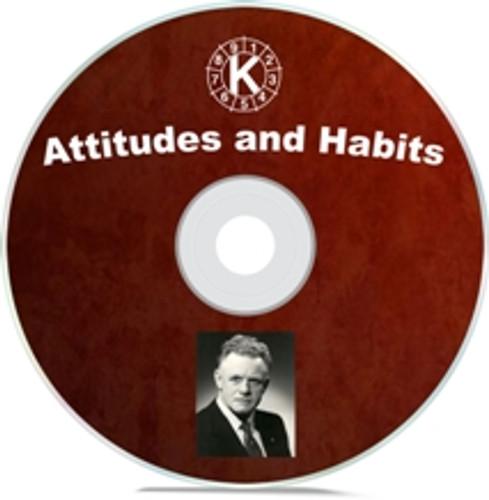 Attitudes and Habits - Audio CD
