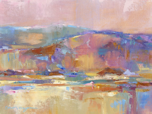 Early Spring Fields Near Bozeman-Montana-Sold out