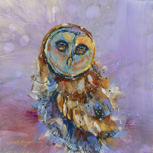 Huckleberry Owlet- Bird- Limited Edition