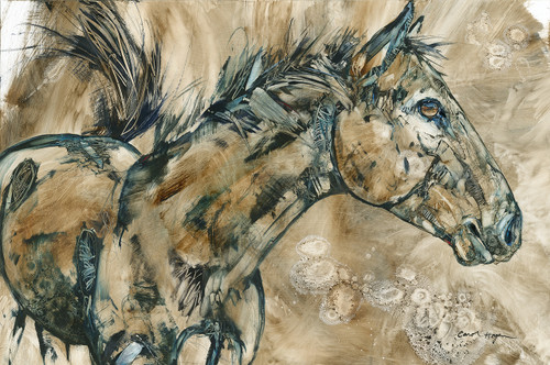 Tailspin Horse - Limited Edition