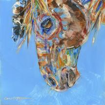 Horses - Full Palette - War Pony