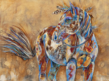 Horses - Full Palette - Seven Feathers