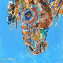 War Paint - Limited Edition Horse Print