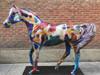 """""""Paint Horse Spirit"""" life sized horse"""