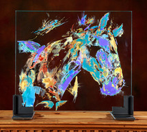 Smooch side A Glass Horses