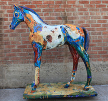 """""""Little One's Vision"""" life sized colt"""