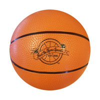 "5"" Mini Pro Vinyl Rubber Basketball"