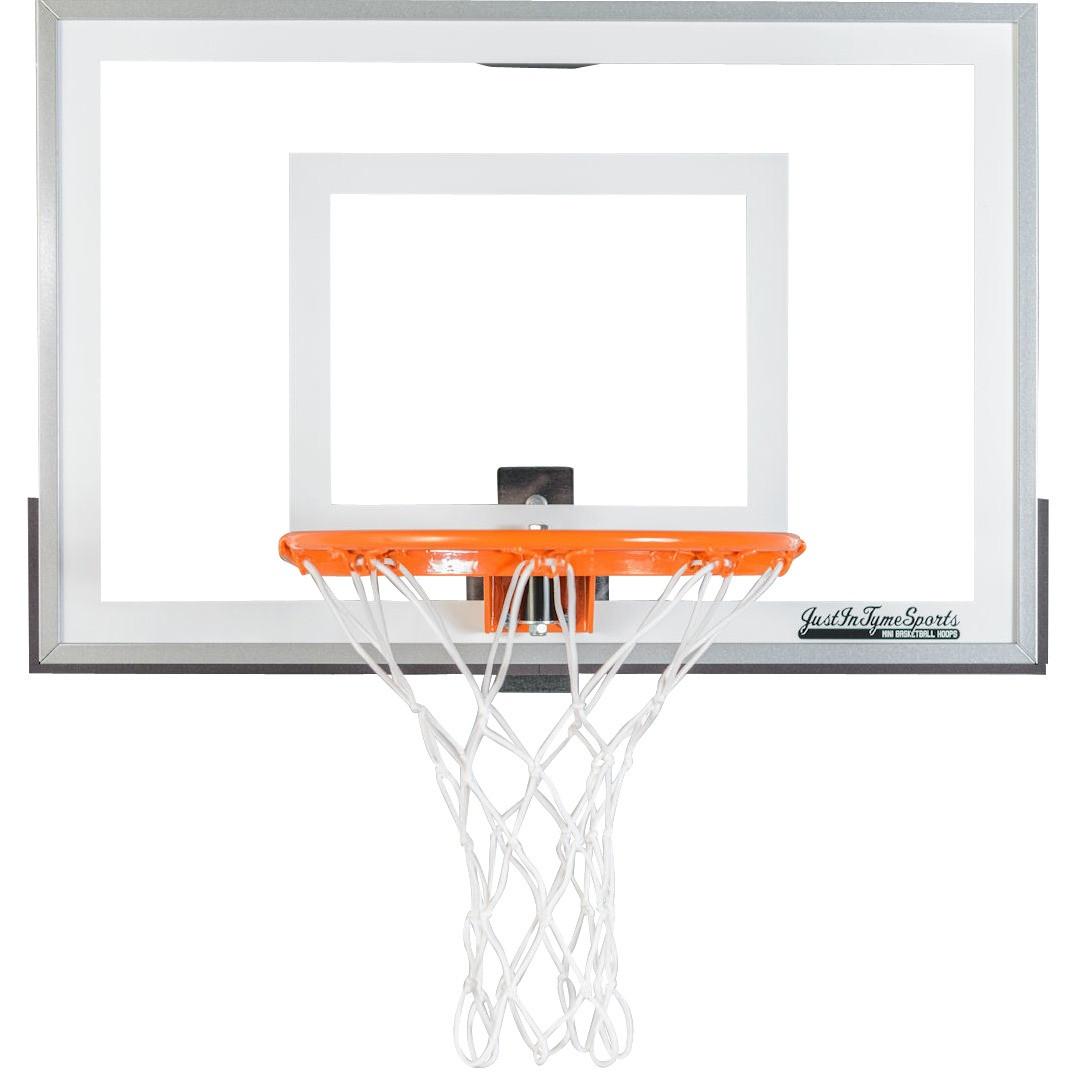 Mini Pro 2.0 Basketball Hoop Set - JustInTymeSports