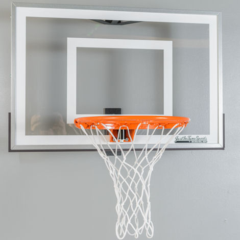 how to use a hoop net