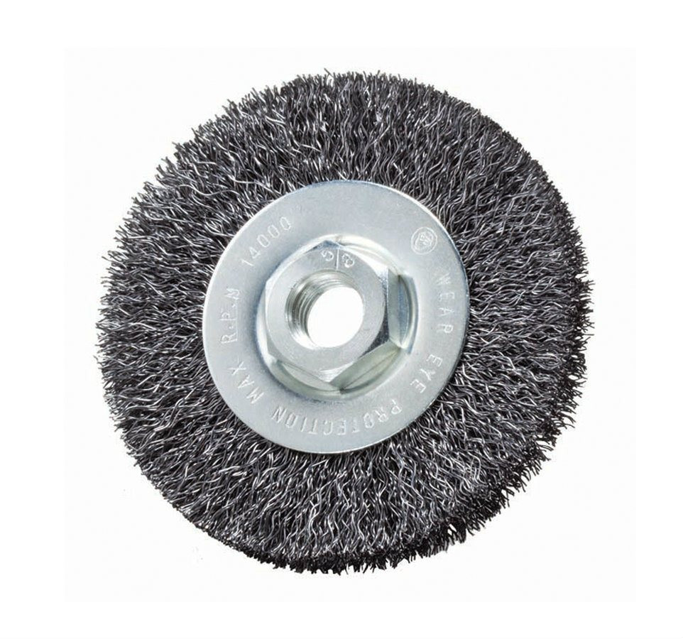 Abrasive Wire Wheels and Brushes