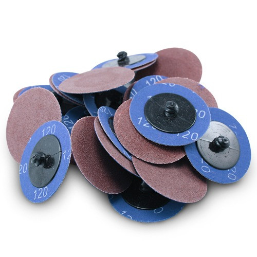 2 Roloc Sanding And Grinding Discs For Die Grinders