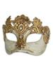 Authentic Venetian mask Colombina Mac Kre